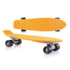 Skateboard Inlea4Fun - oranžový Preview