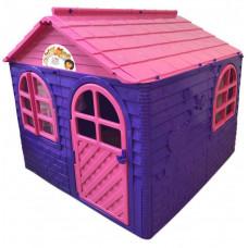 Záhradný domček 129x129x120 cm Inlea4Fun DANUT - Fialový Preview