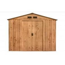 DURAMAX Záhradný domček TITAN 4,7 m2 - imitácia dreva Preview