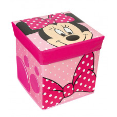 FUN HOUSE Detská taburetka s úložným priestorom Minnie Mouse 712175 Preview
