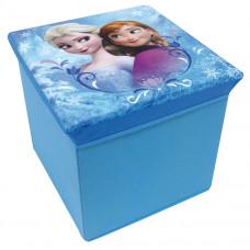 FUN HOUSE Detská taburetka s úložným priestorom Frozen 712375 Preview