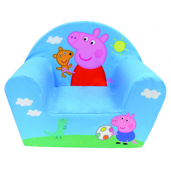 FUN HOUSE Detské kresielko Peppa Pig 712465