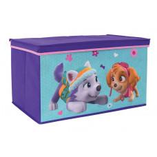 Detská látková truhla na hračky Tlapková Patrola FUN HOUSE 712724 Preview