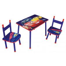 FUN HOUSE Detský stôl so stoličkami Cars 712763 Preview