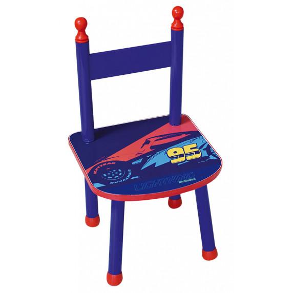 Detský stôl so stoličkami Cars FUN HOUSE 712763