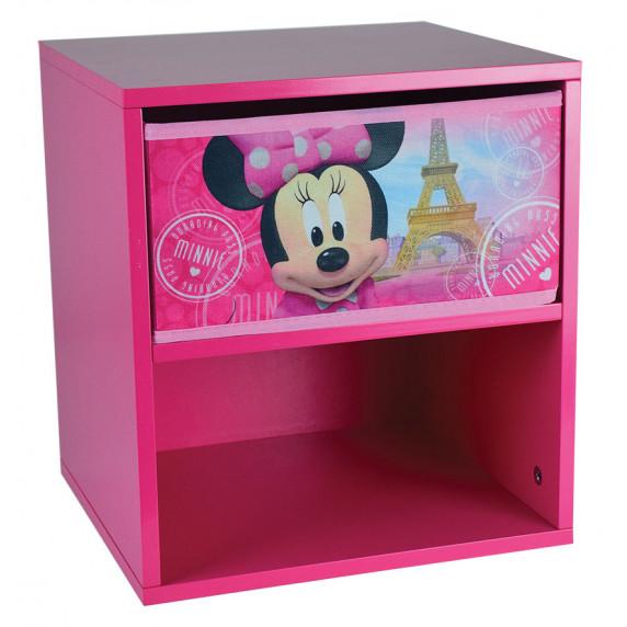 Detský nočný stolík Minnie Mouse FUN HOUSE 712862