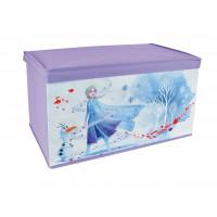 Detská látková truhla na hračky Frozen II FUN HOUSE 713188