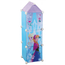 Detská skrinka s 3 dvierkami Frozen FUN HOUSE 712507 Preview