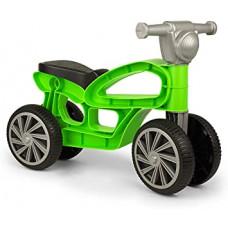 CHICOS Detské odrážadlo motorka - zelené Preview