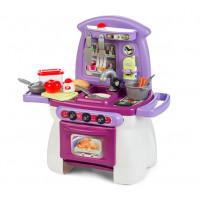 Detská kuchynka CHICOS Mini - fiaľová