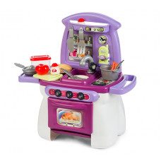 Detská kuchynka CHICOS Mini - fiaľová Preview