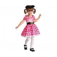 GoDan Detský kostým Minnie Mouse 92/104 cm