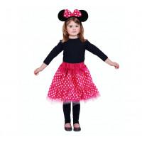 GoDan Detský kostým Minnie Mouse