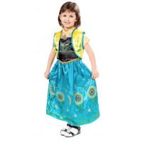 GoDan Detský kostým Princezná Anna S