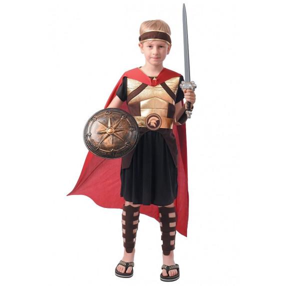 Detský kostým Gladiátor 120/130 cm - GoDan