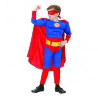 GoDan Detský kostým Super Hero 120/130 cm