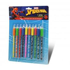 Kids Licensing Sada farebných ceruziek SPIDERMAN 10 ks Preview
