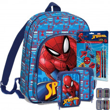 Kids Licensing školský set SPIDERMAN - tmavomodrá Preview