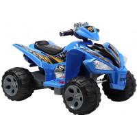 Inlea4Fun elektrická štvorkolka Quad Sport - modrá