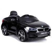 BMW 6 GT elektrické autíčko čierne 2019