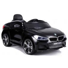 BMW 6 GT elektrické autíčko čierne 2019 Preview