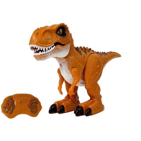 RC Tyrannosaurus Rex s diaľkovým ovládaním DINOUSAUR PLANET Inlea4Fun