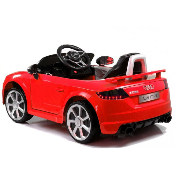 AUDI Quatro TT RS EVA 2.4G elektrické autíčko červené