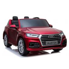 AUDI Q5 elektrické autíčko dvojomiestne červené - lakované prevedenie 2019 Preview