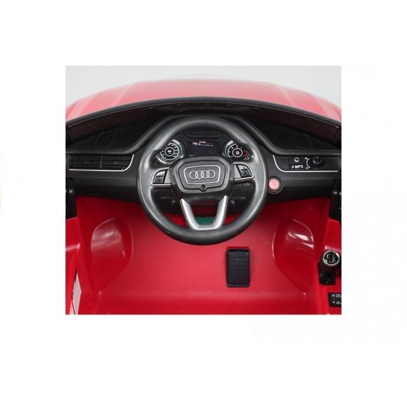 AUDI Q7 2.4G LIFT elektrické autíčko červené 2019