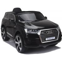 AUDI Q7 2.4G LIFT elektrické autíčko čierne 2019