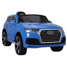 AUDI Q7 2.4G LIFT elektrické autíčko modré - lakované prevedenie 2019 Preview