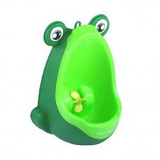 BabyYuga mini pisoár pre deti s prísavkami zelený Preview