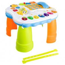 Inlea4Fun NO.SY82 Edukačný stolík s telefónom Preview