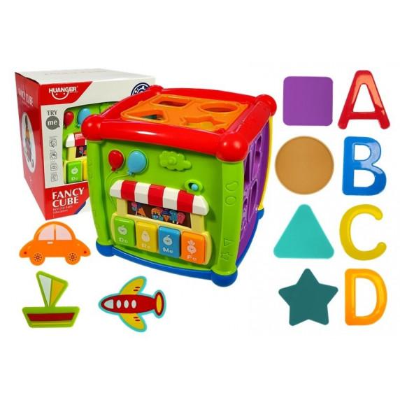 HUANGER Fancy Cube Interaktívna vzdelávacia kocka