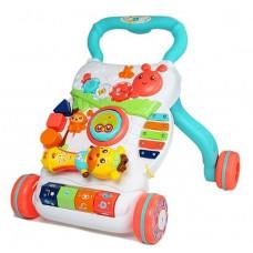 Inlea4Fun BABY WALKER Detské edukačné chodítko Preview