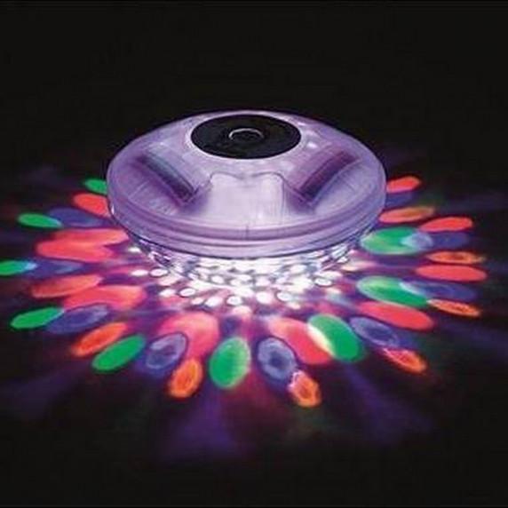 Plávajúce LED bazénové svetlo Bestway 58419