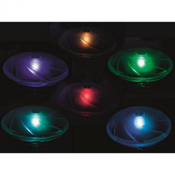 Plávajúce LED bazénové svetlo Bestway 58111