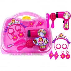 Inlea4Fun detský set pre kaderníčky Princezná Sofia Preview