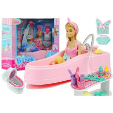 Inlea4Fun Kúpeľňa s bábikou Preview