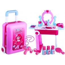 Inlea4Fun detský toaletný stolík v kufríku BEAUTY Preview