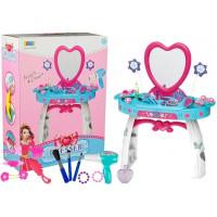 Inlea4Fun Pretty Dresser Detský toaletný stolík