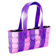 Urob si sama! Kreatívna dievčenská kabelka Inlea4Fun FASHION PURSE Preview