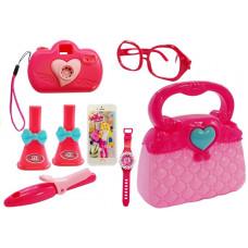 Inlea4Fun STYLISH GIRL Dievčenská kabelka s doplnkami Preview