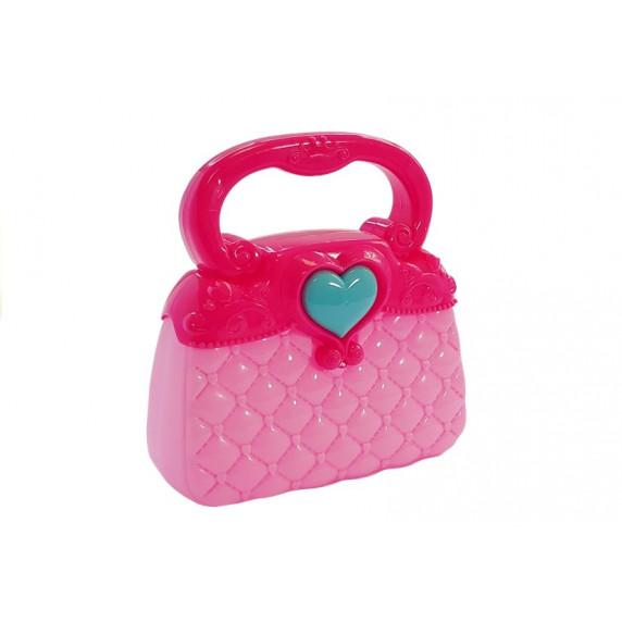 Dievčenská kabelka s doplnkami Inlea4Fun STYLISH GIRL