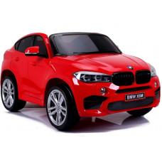 BMW X6M elektrické autíčko NEW DESIGN červené - lakované prevedenie 2019 Preview