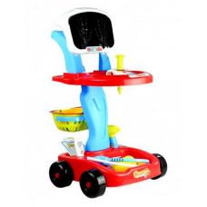 Inlea4Fun detský lekársky vozík + 22 kusov príslušenstva Preview