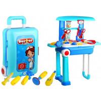 Inlea4Fun Detský lekársky set v kufríku