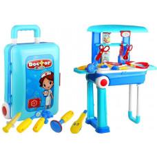 Inlea4Fun Detský lekársky set v kufríku Preview