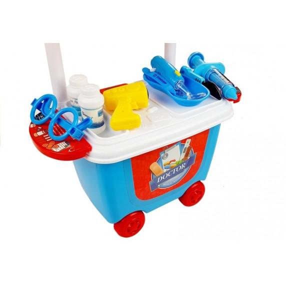 Detský lekársky vozík Inlea4Fun DOCTOR SET
