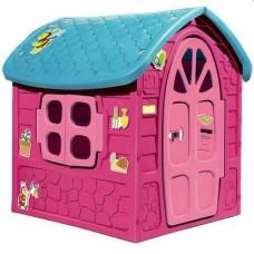 Záhradný domček Inlea4Fun My First Playhouse - ružový/modrý Preview
